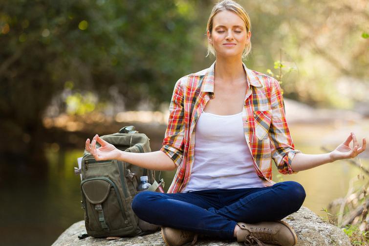 Wanderen & Yoga