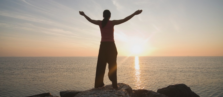 Auf dem Weg zu einem gesünderen Lebensstil